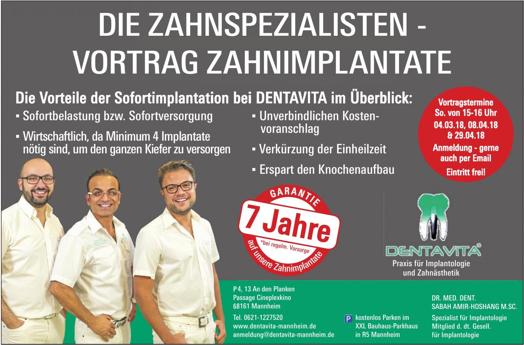 Dentavita Mannheim